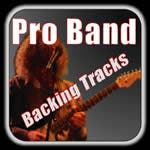 Pro Band Backing Tracks